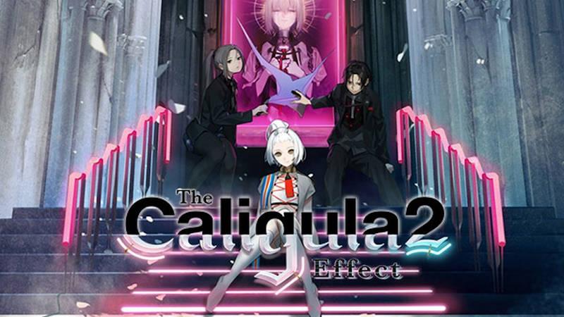 Новый геймплейный трейлер японской ролевой игры The Caligula Effect 2