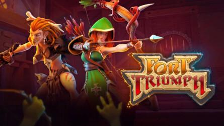 Тактическая пошаговая игра Fort Triumph вышла на PlayStation 4