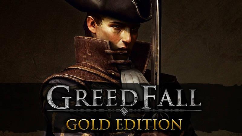 Релизный трейлер к выходу GreedFall Gold Edition на PS4 и PS5