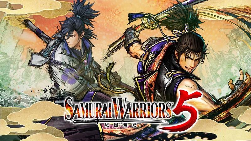 Релизный трейлер к выходу Samurai Warriors 5 на PS4