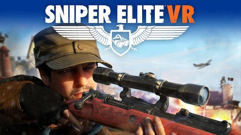 Релизный трейлер к выходу Sniper Elite на PlayStation VR