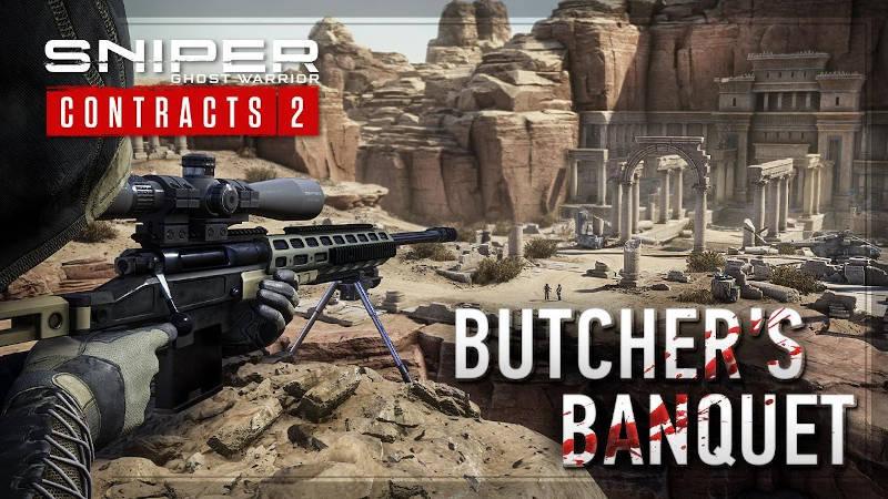 Шутер Sniper Ghost Warrior Contracts 2 получил масштабное бесплатное обновление Butcher's Banquet