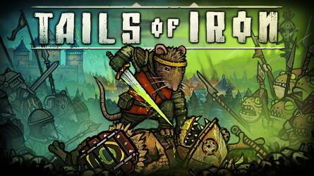 Трейлер Tails of Iron с Gamescom 2021 — Восстань, юный принц
