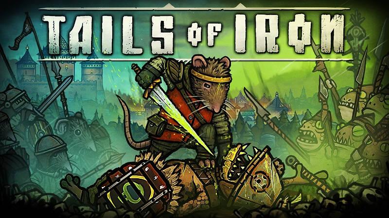Гейплейный трейлер ролевого приключения Tails of Iron