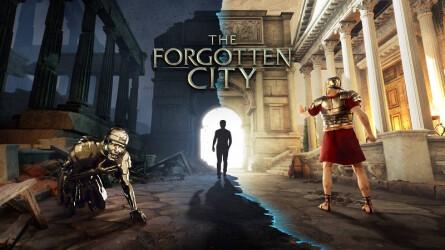 Релизный трейлер к выходу The Forgotten City на PS5 и PS4