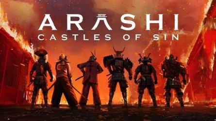 VR-экшен Arashi: Castles of Sin вышел на PlayStation 4