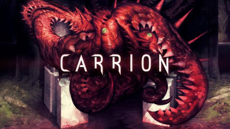 «Хоррор наоборот» Carrion готовится к выходу на PlayStation 4