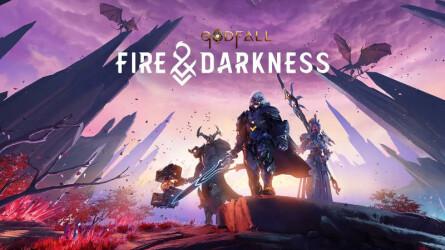 Релизный трейлер к выходу Godfall: Fire & Darkness на PS4 и PS5