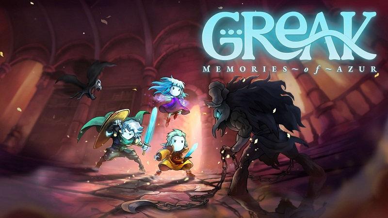 Релизный трейлер к выходу Greak: Memories of Azur на PS5