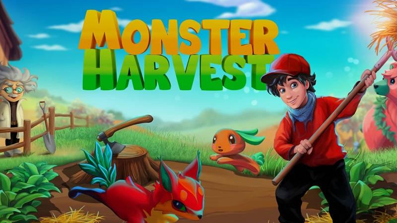Фермерское приключение Monster Harvest 31 августа выходит на PlayStation 4