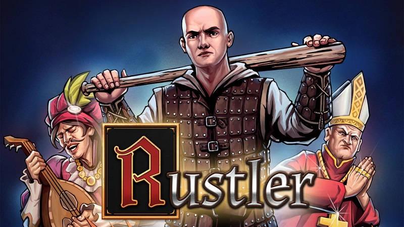Трейлер к выходу GTA-подобного средневекового приключения Rustler на PS4 и PS5