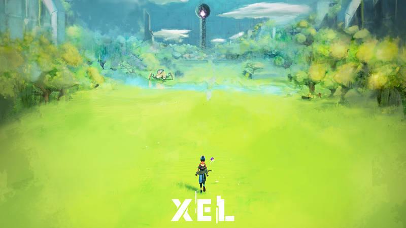 Фантастическое приключение XEL анонсировано на PS5