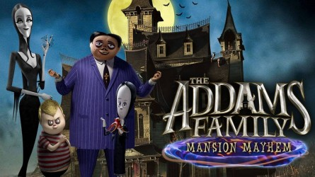 Релизный трейлер к выходу The Addams Family: Mansion Mayhem на PS4