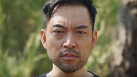 Актёр, подаривший внешность Дзину Сайкай из Ghost of Tsushima принял участие в самурайской дуэли