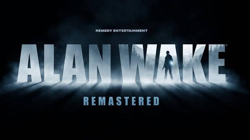 Alan Wake: Remastered готовится к выходу на PS4 и PS5