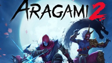 Стелс-экшен Aragami 2 вышел на PS4 и PS5