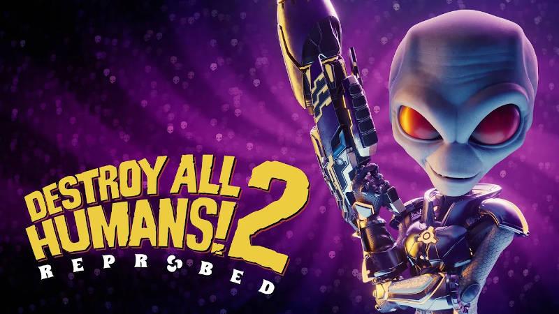 Состоялся анонс Destroy All Humans 2 – Reprobed для PS5