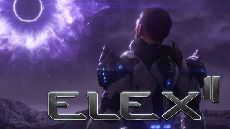 Сюжетный трейлер ролевого боевика ELEX II