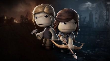 Элли и Эбби из The Last of Us Part II скоро появятся в Sackboy: A Big Adventure