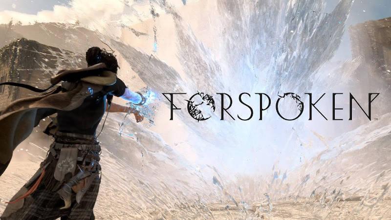 Сюжетный трейлер Forspoken с PlayStation Showcase 2021