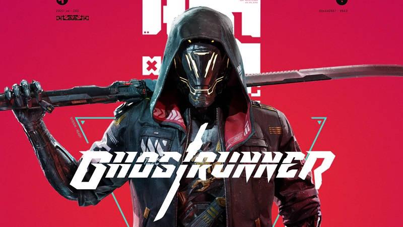 Киберпанк-раннер Ghostrunner вышел на PlayStation 5