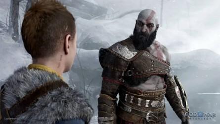 Кратос и Атрей возвращаются! Дебютный геймплейный трейлер God of War Ragnarök
