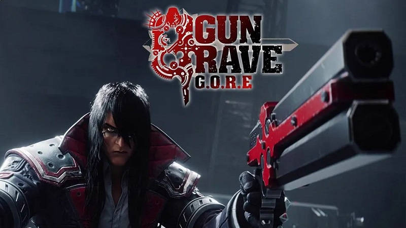 Геймплейные кадры в новом синематике экшена Gungrave G.O.R.E