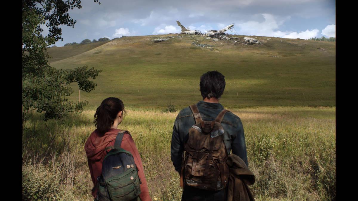 кадр из сериала The Last of Us