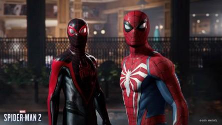 Marvel's Spider-Man 2 для PS5 анонсирован на PlayStation Showcase 2021 — Дебютный трейлер