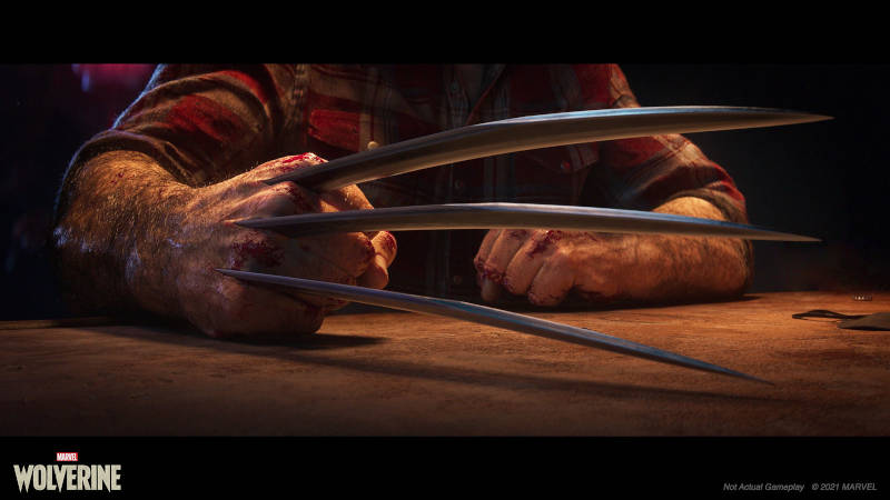 Marvel's Wolverine для PS5 анонсирован на PlayStation Showcase 2021 — Дебютный трейлер
