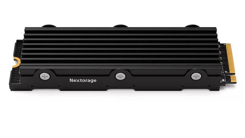 Nextorage NEM-PA — SSD-накопители для PS5 от Sony