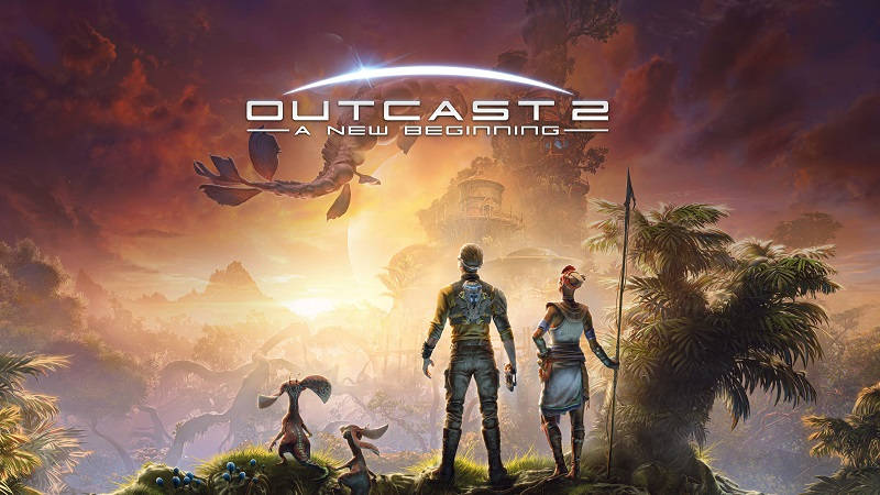 Состоялся анонс Outcast 2 — A New Beginning для PS5