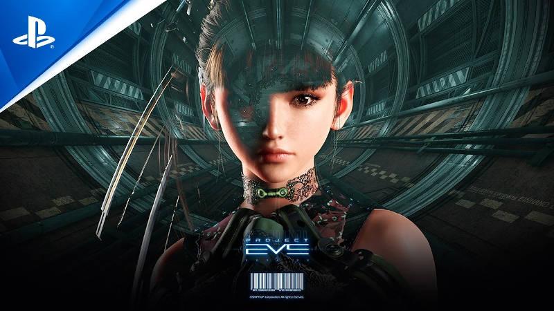 Дебютный геймплейный трейлер экшена Project Eve с PlayStation Showcase 2021