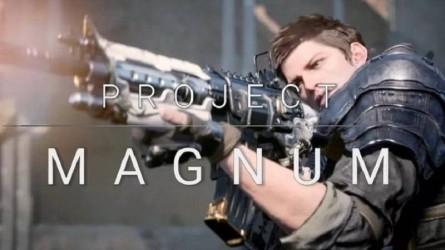 Зрелищный экшен в дебютном трейлере ролевого шутера Project Magnum для PS4 и PS5