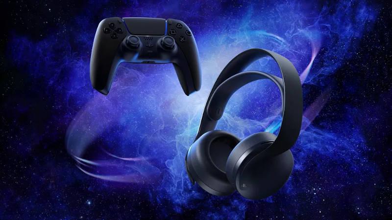 Гарнитура PULSE 3D цвета «Черная полночь» скоро появится в продаже