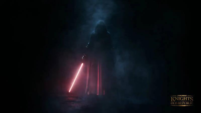 Анонсирован ремейк культовой ролевой игры Star Wars: Knights of the Old Republic