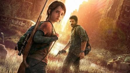 Первый кадр из сериала The Last of Us
