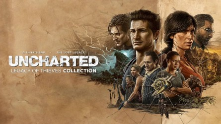 Uncharted: Legacy of Thieves Collection готовится к выходу на PS5 и ПК