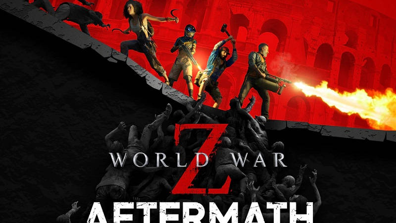 Огромные орды зомби в релизном трейлере World War Z: Aftermath