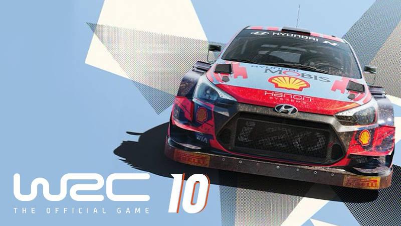Релизный трейлер к выходу раллийного симулятора WRC 10 FIA World Rally Championship на PS4 и PS5