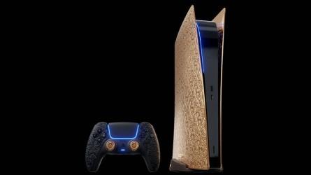 Очень дорогая, но очень «нарядная» PlayStation 5 от российской компании Caviar