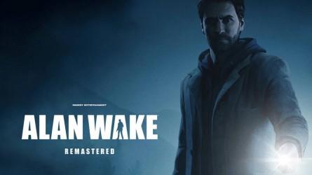 Alan Wake Remastered прибыл на PS4 и PS5 — Релизный трейлер к выходу