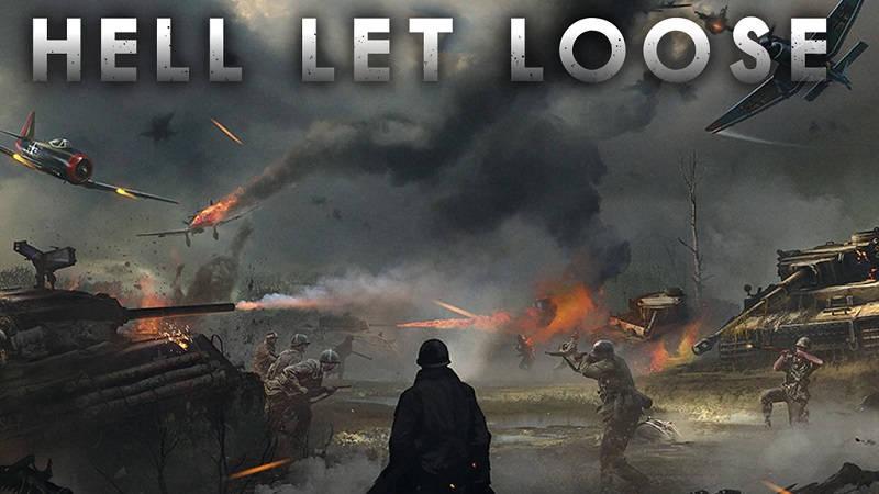Релизный трейлер к выходу Hell Let Loose на PS5