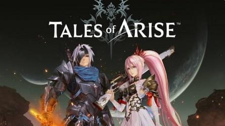 Хвалебный трейлер ролевого приключения Tales of Arise