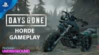 28 минут геймплея Days Gone