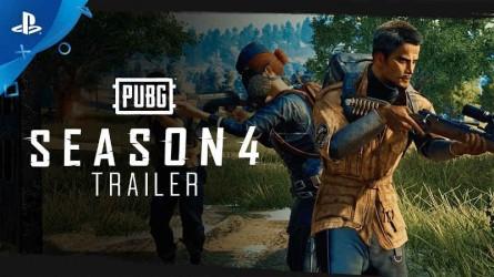 4 сезон PlayerUnknown's Battleground на PS4 стартует в этом месяце