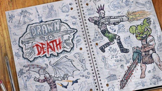 Подписчики PS Plus  в апреле смогут бесплатно поиграть в Drawn To Death