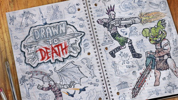 Релизный трейлер Drawn To Death