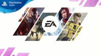 скидки в PS Store - Игры ЕА