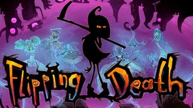 Релизный трейлер Flipping Death